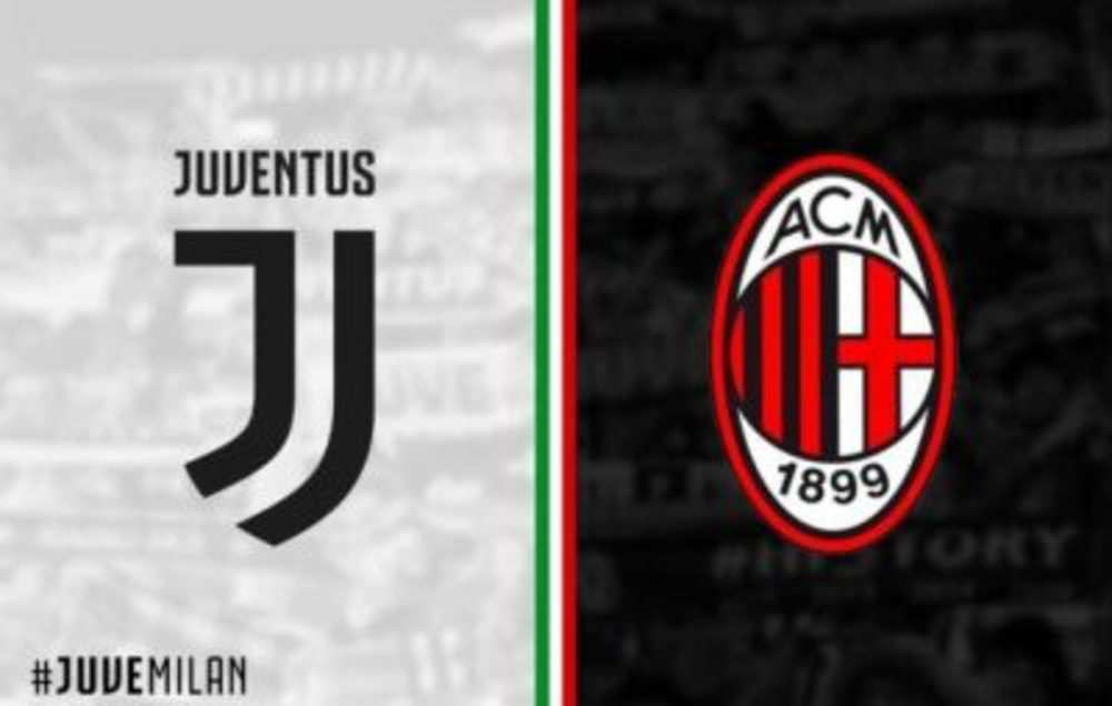 Milan-Juventus: le probabili formazioni