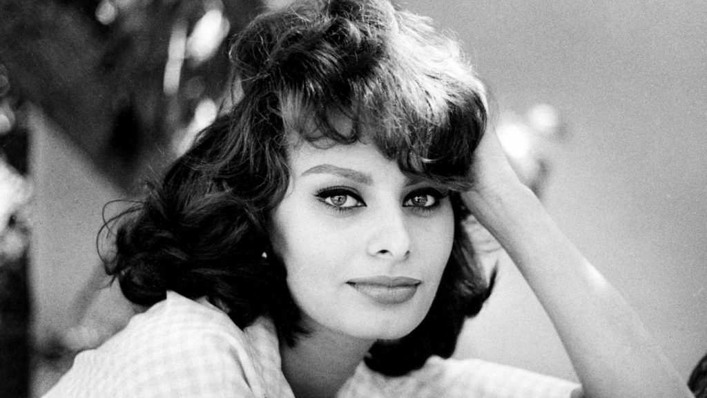 Sophia Loren - Photo Credits: lavocedinewyork.com