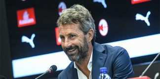 Maurizio Ganz è pronto alla nuova stagione con il Milan