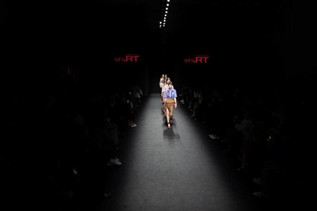 Shi.rt, il nuovo brand di Aquilano e Rimondi sfila alla MFW