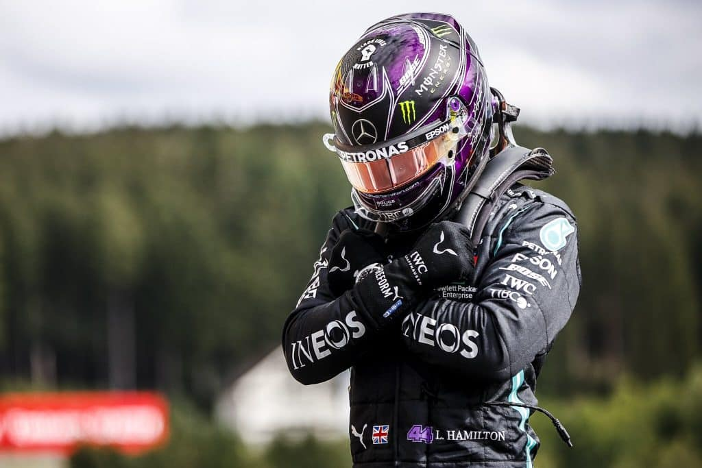 Hamilton Mercedes, in arrivo il nuovo contratto