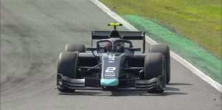 F2 GP Italia 2020 Gara 2