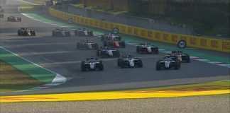 F2 GP Toscana 2020 Gara 1