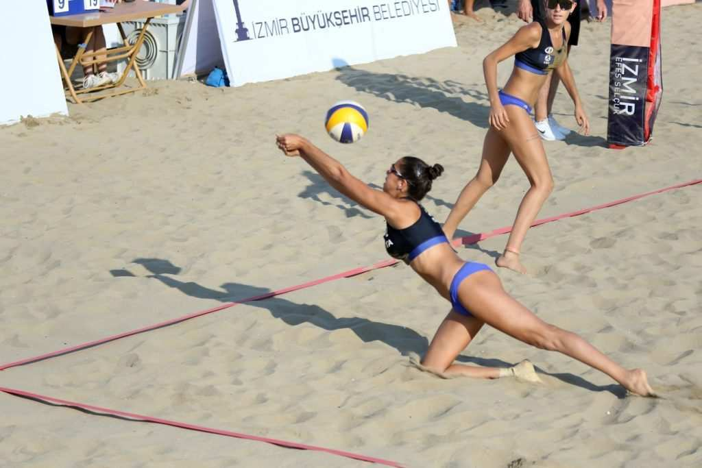 Beach volley, Europei U18 2020: quarte le azzurrine Mattavelli/Tega