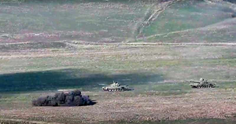 Guerra tra Armenia e Azerbaigian, tante le vittime civili
