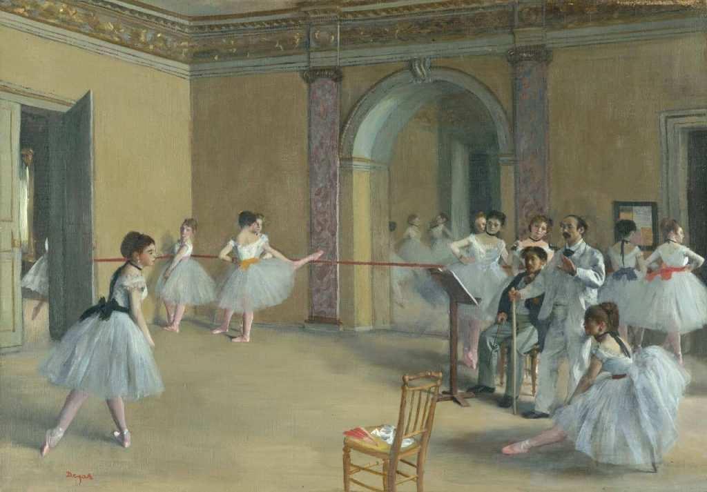 Degas, Impressionismo e realtà tra passato e presente