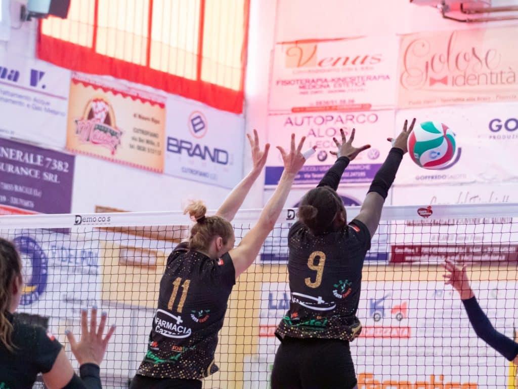 Volley, A2 femminile Est: i risultati della 2a giornata