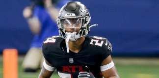Terrell Falcons NFL