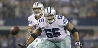 Ronald Leary Cowboys