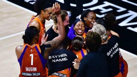 WNBA, Playoffs: Lynx e Sun raggiungono le semifinali