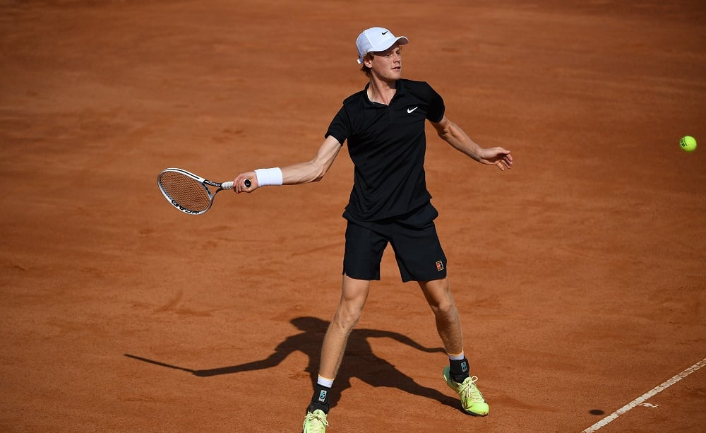 Roland Garros: continua il sogno di Sinner e Trevisan