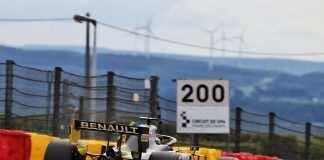 Renault GP Belgio