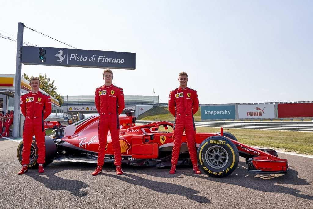 Schumacher F1
