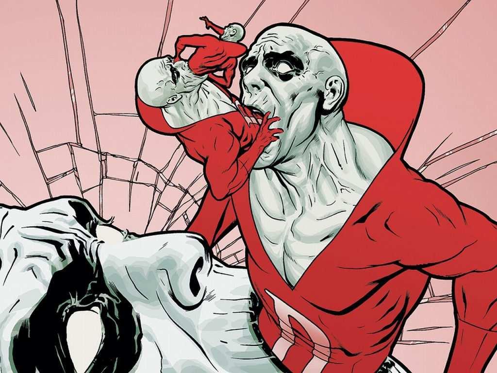 Deadman supereroi spaventosi