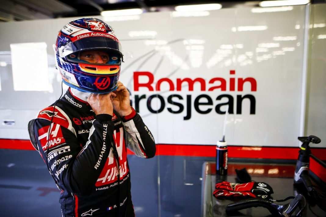 WEC Grosjean Peugeot