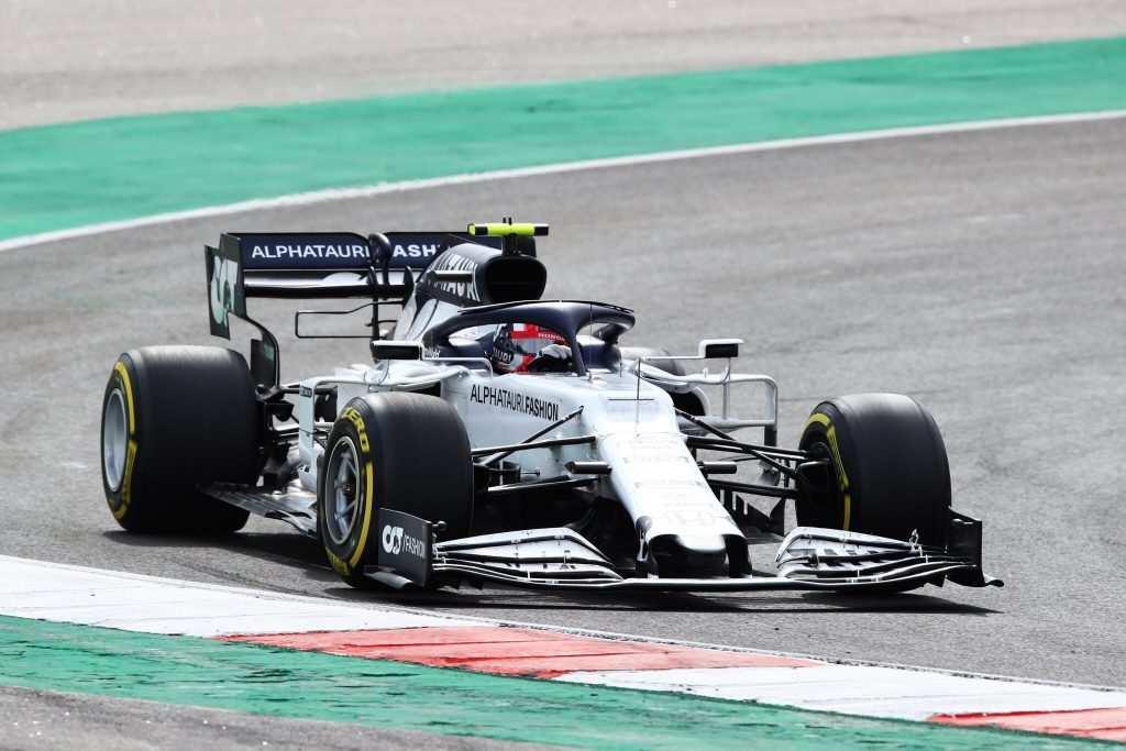 Gara F1 GP Portogallo 2020
