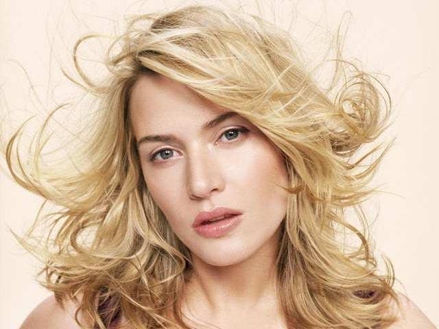 Kate Winslet - Photo Credit Pinterest