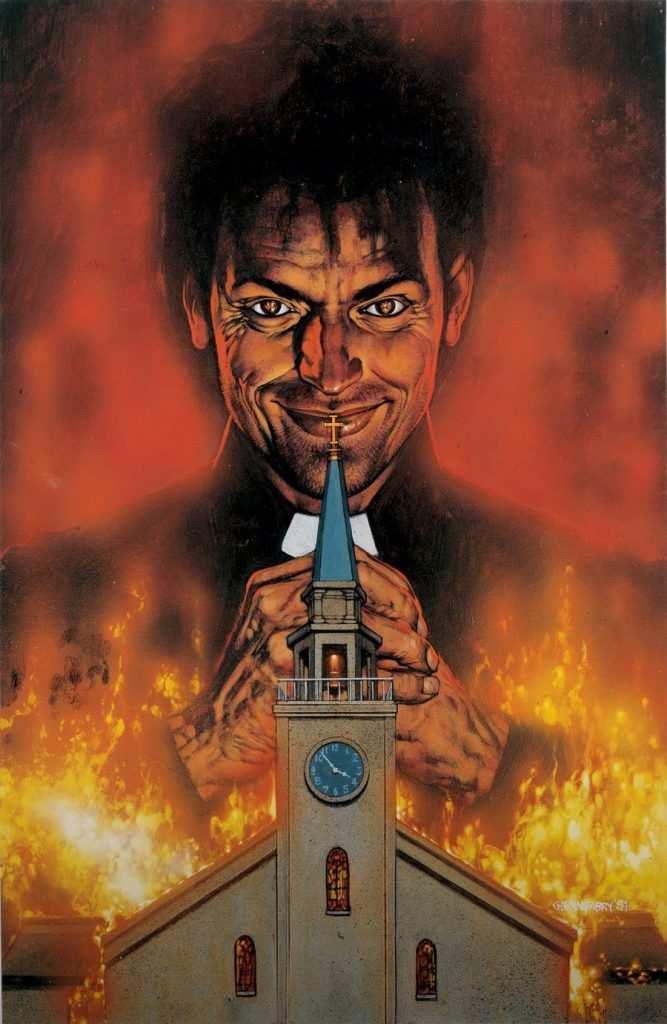 Preacher Halloween