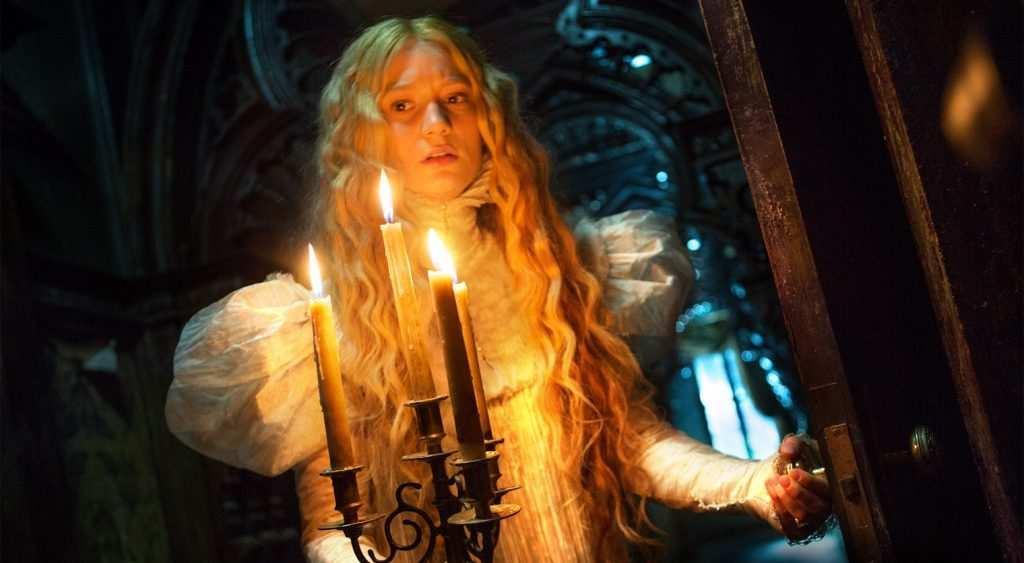 Mia Wasikowska in una scena del film - Photo Credits: Cineavatar