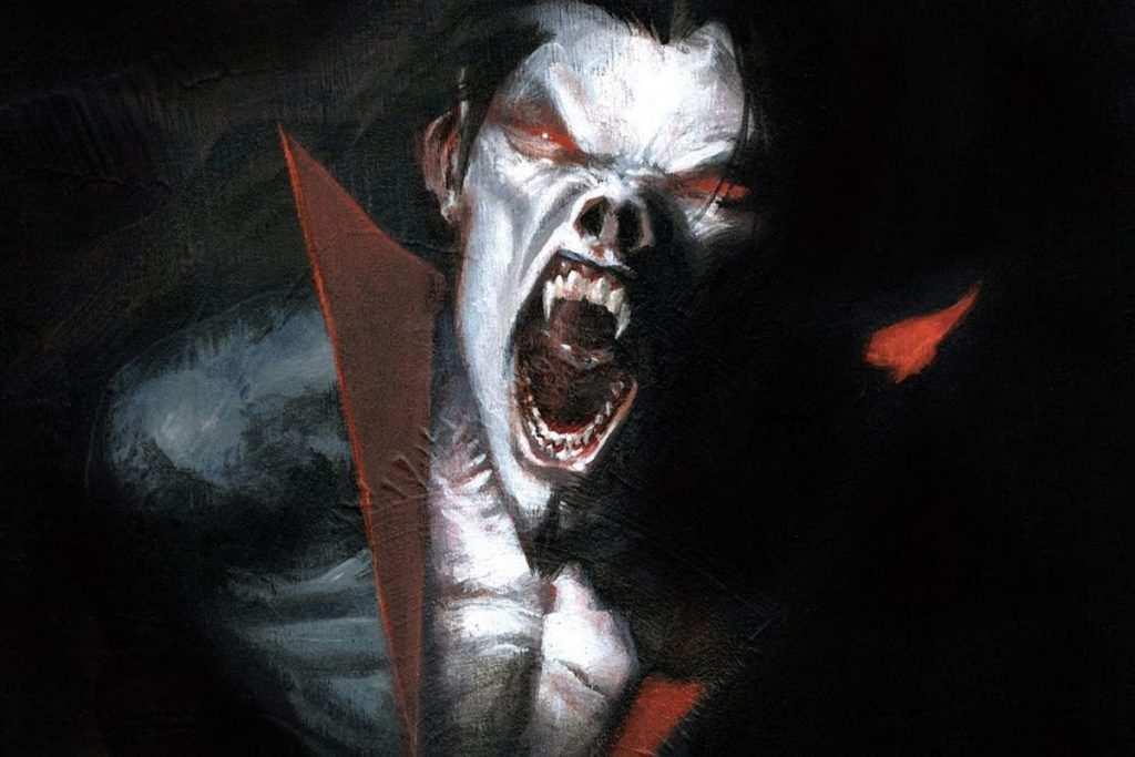 Morbius Halloween