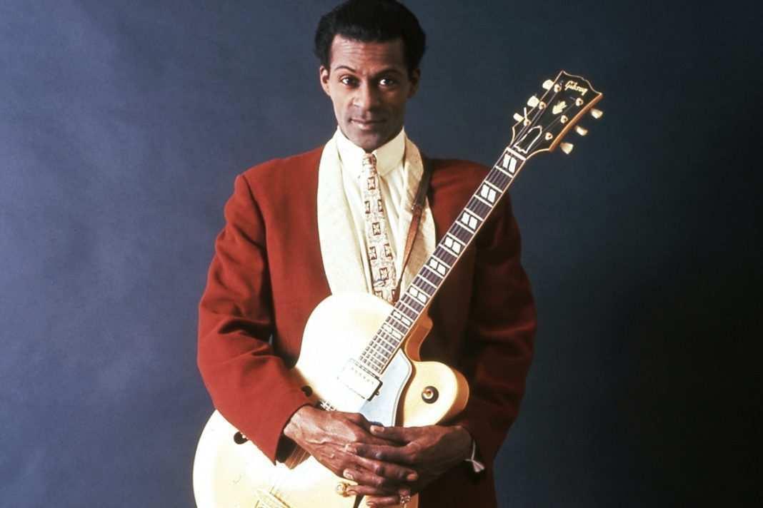 Chuck Berry - Ph: rollingstone.com