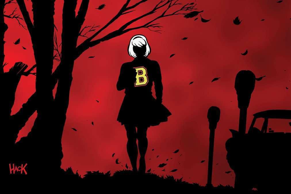 Sabrina Halloween