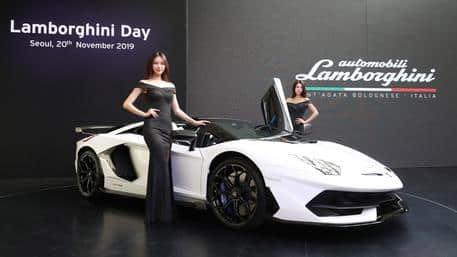 Letizia Battaglia, campagna per Lamborghini