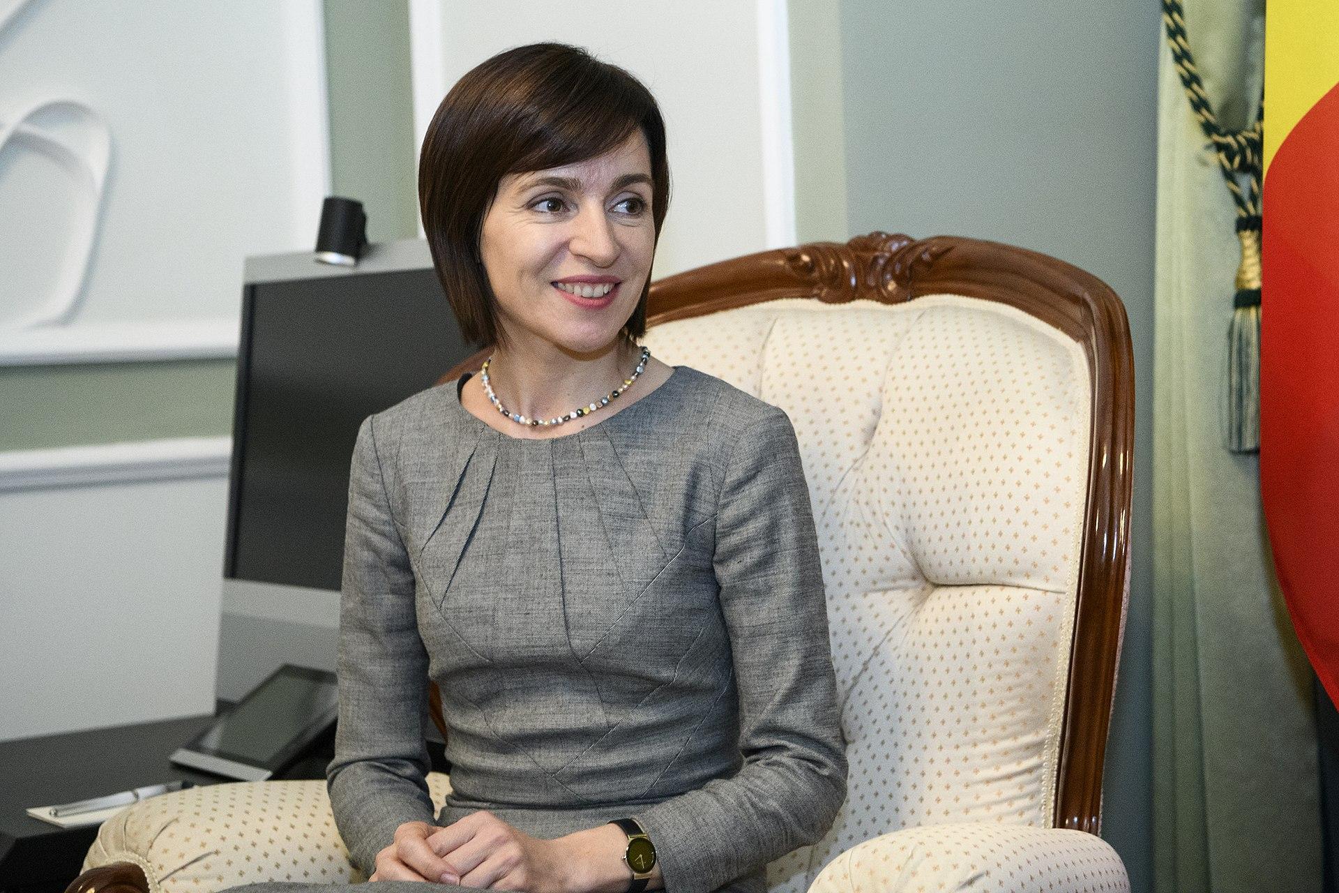 Moldavia, Sandu vince le presidenziali