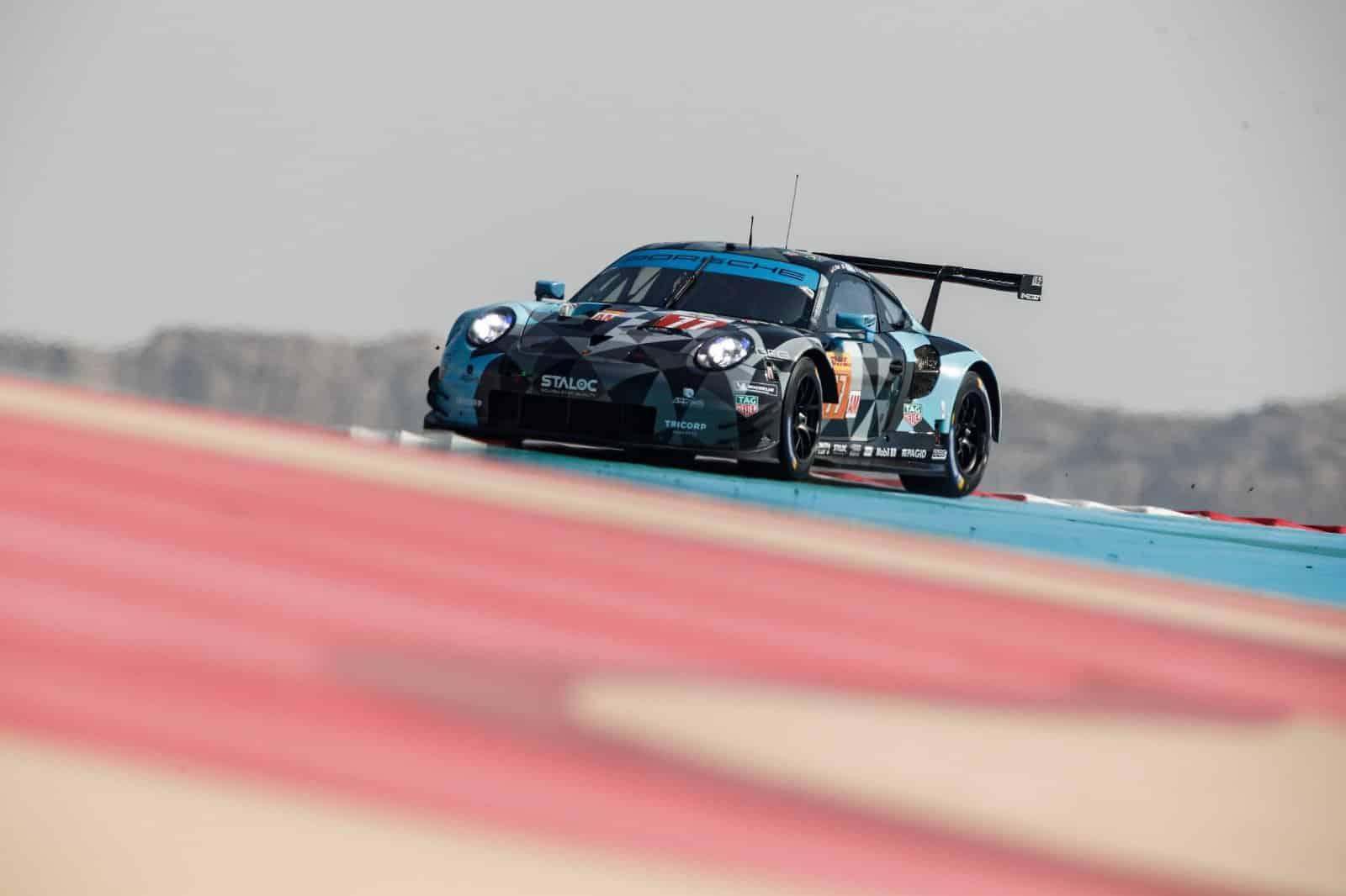 Pera Porsche Project 1