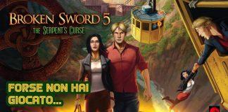 Broken Sword 5 Photo credit: web