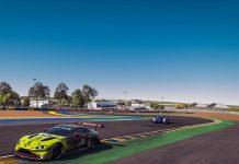 WEC Aston Martin GTE