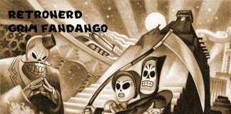 Grim Fandango Photo credit: web