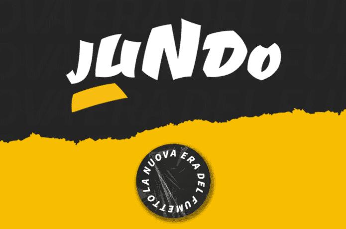 Logo di Jundo - su loro gente concessione