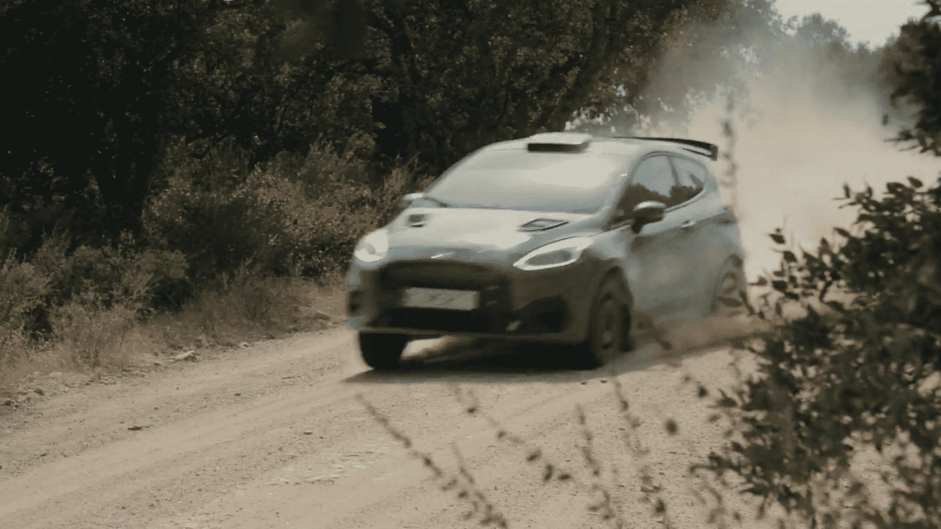 Ford Fiesta Rally 3