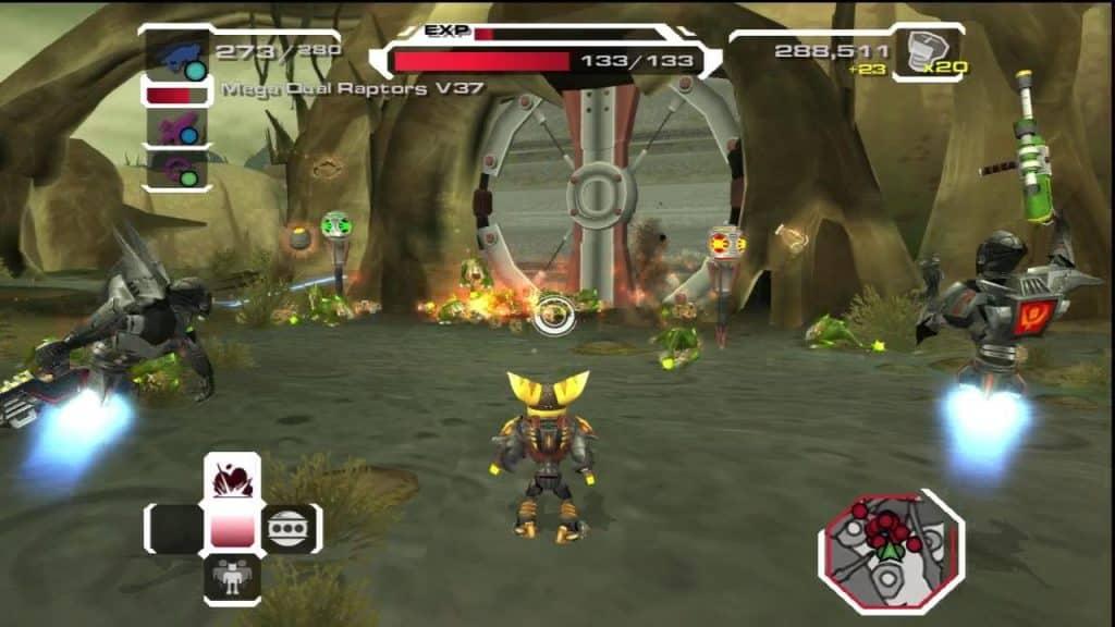 Ratchet Gladiator Photo credit: web