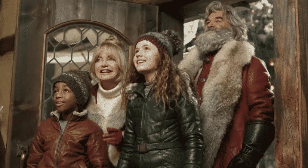 Qualcuno salvi il Natale 2 - © Netflix