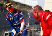 Shwartzman F2 Podio Bahrain