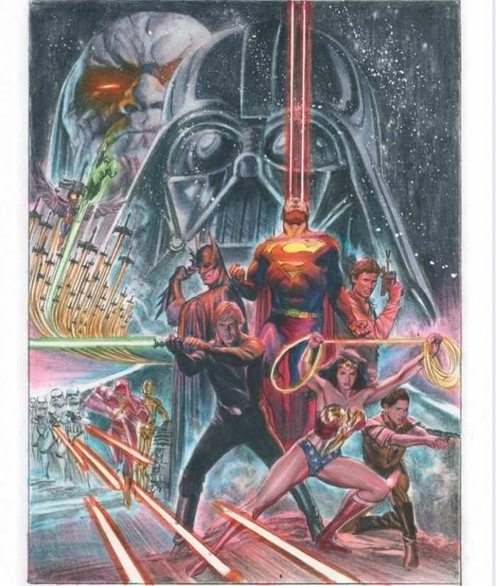 Star Wars DC Comics