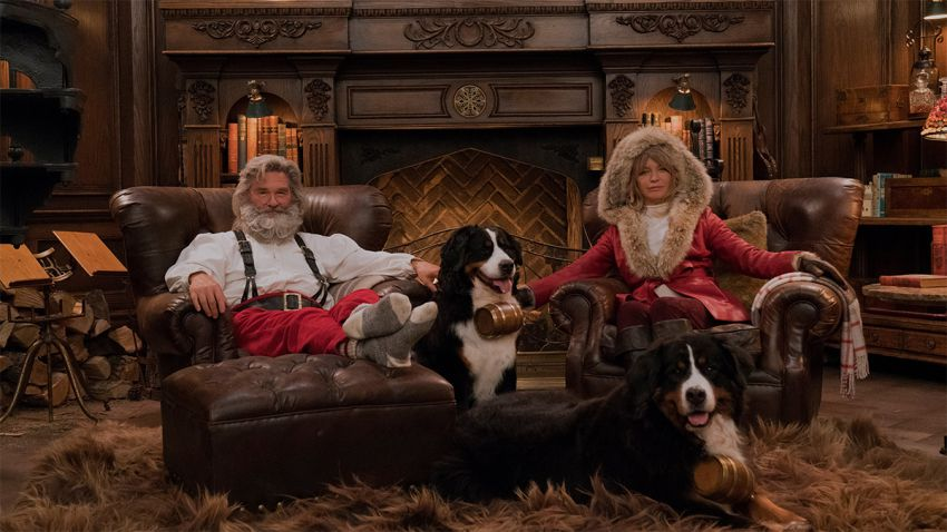 Kurt Russell e Goldie Hawn - © tutti i diritti riservati