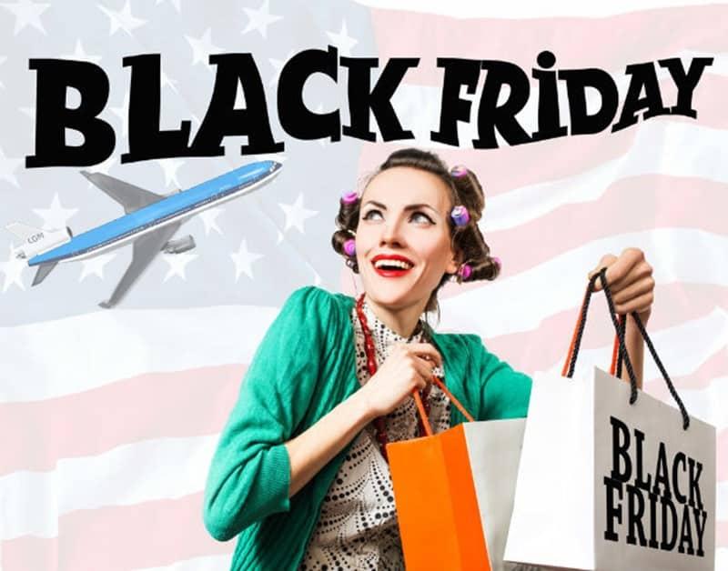 Il giorno di sconti più atteso di novembre è arrivato, oggi è il Black Friday