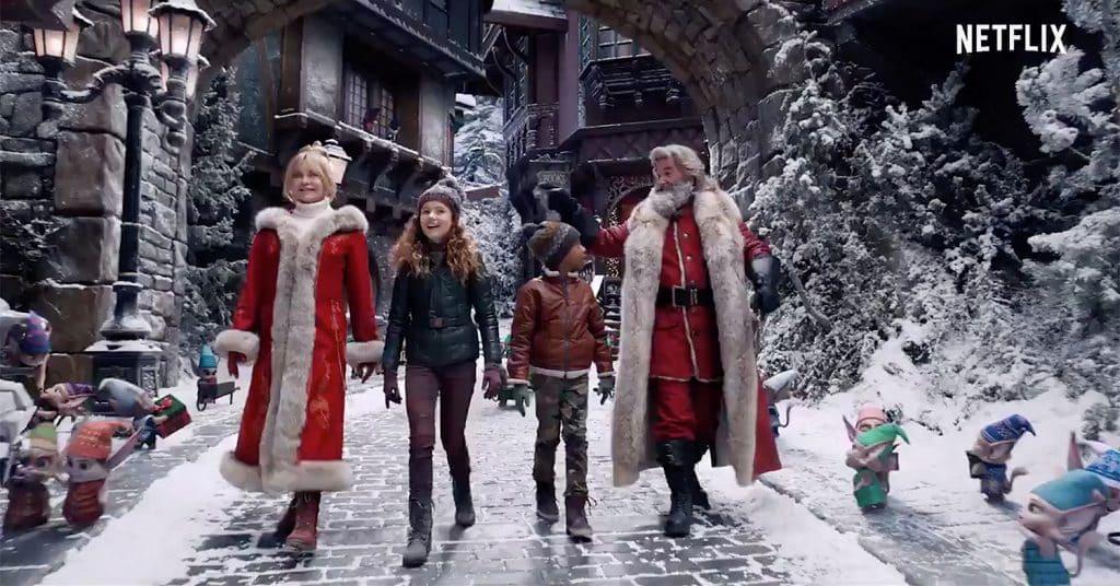Qualcuno salvi il Natale 2/The Christmas Chronicles 2 -  © Netflix