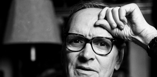 Ennio Morricone - photo credits: www.heyjudemagazine.it