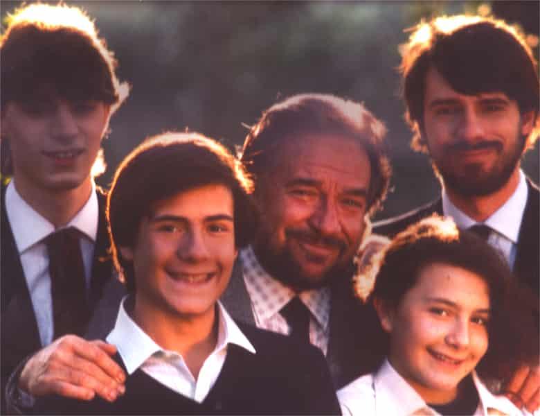 Chi sono i figli di Ugo Tognazzi e gli amori infiniti dell'attore