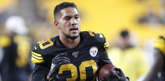 James Conner Steelers