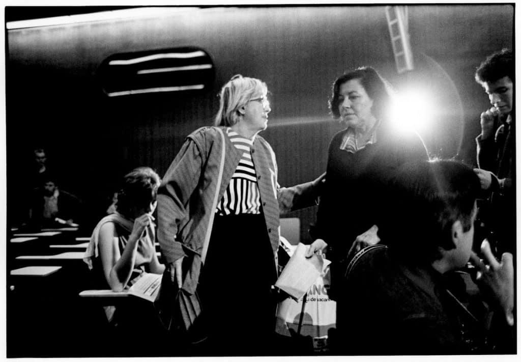 Lietta Tornabuoni e Natalia Aspesi - © tutti i diritti riservati