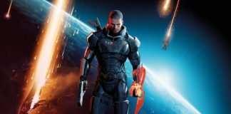 Mass Effect Photo credit: web