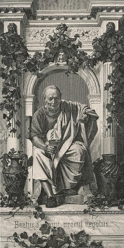 Orazio, un poeta pessimista