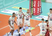punto Trentino - Photo Credit: Trentino Volley Official Website