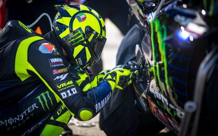 Rossi Portimao MotoGP