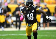 Bud Dupree Steelers